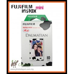 Fujifilm Instax DALMATIAN for MINI 7S 25 50S - 10PCS Film Photo