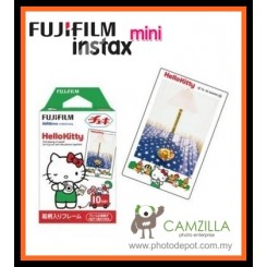 Fujifilm Instax Hello Kitty Picture for MINI 7S 8 25 50S - 10PCS Film Photo