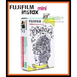 Fujifilm Instax Pandora Picture for MINI 7S 8 25 50S - 10PCS Film Photo
