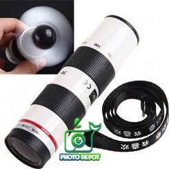 Camera Zoom EF 70-200mm Style Lens Fan