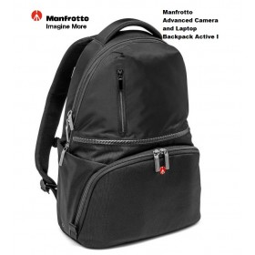 Manfrotto Advanced Camera and Laptop Backpack Active I