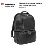 Manfrotto Advanced Camera and Laptop Backpack Active II