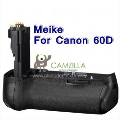 Genuine Meike Battery Grip BG E9 for Canon 60D Digital SLR Camera