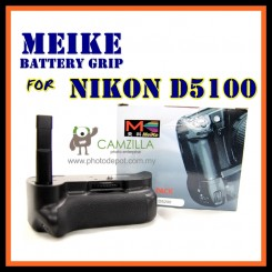 Meike MK-D5100 Battery Grip for Nikon D5100 / D5200