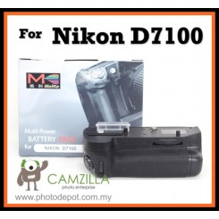 Genuine Meike Battery Grip MB-D15 For Nikon D7100 DSLR Camera