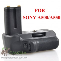 Genuine Meike Battery Grip for Sony (Alpha) DSLR-A500 & A550 Camera
