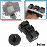Selens Camera Cable Organizer Holder USB Fastener For Canon Nikon Camera