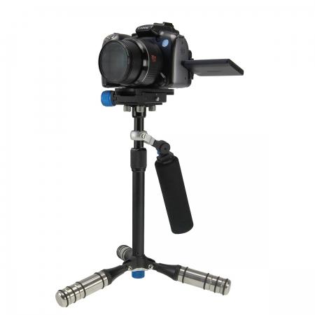 Camzilla DSL-05 Handheld Foldable Video Stabilizer Flycam for DSLR Cam