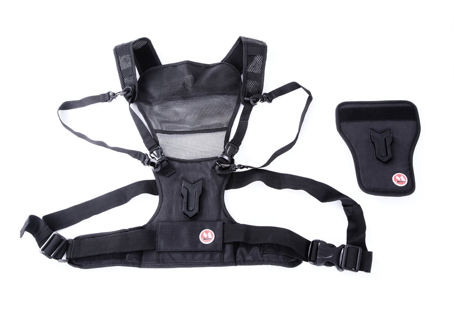 Micnova Multi Camera Carrying Photographer Vest With Side